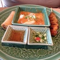 Photo taken at Restaurant Thaïlande by Leslie C. on 3/23/2013