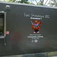 Photo taken at Sipes Smokehouse BBQ by Paul F. on 9/27/2013