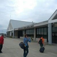 Photo taken at Salisbury-Ocean City: Wicomico Regional Airport (SBY) by Jason S. on 9/17/2012