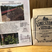 Photo taken at Limestone Coffee Company by M T. on 8/1/2018