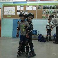 Снимок сделан в Skate Town пользователем 👑Роман 10/20/2017