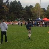 Photo taken at Green Lake Soft Ball Field by JIM S. on 10/18/2012