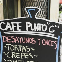 Photo taken at Café Punto C by Fabián H. on 6/3/2016
