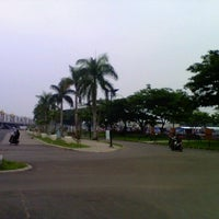 Photo taken at Citraraya melia residence by Hari J. on 10/27/2012