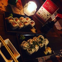 Foto tirada no(a) Goen Temaki Lounge por Igo M. em 10/24/2015