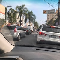 Photo taken at Avenida Dom Pedro II by Vander D. on 4/11/2017
