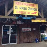 Photo taken at Restaurante El Paso by Diego P. on 1/2/2015