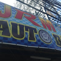 Photo taken at JRM Car Wash & Auto Detailing by Francis C. on 1/13/2013