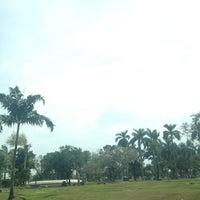Photo taken at Manila Memorial Park by Francis C. on 12/6/2012