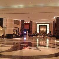 Photo taken at Radisson Blu Hotel Cebu by Francis C. on 4/16/2013