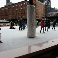 Photo taken at The Standard Ice Rink by Jeff M. on 1/21/2013