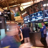 Photo taken at NYSE Euronext by Jeff M. on 10/26/2012