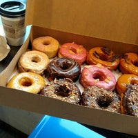 Photo taken at Vortex Doughnuts by Jinny J. on 12/30/2015