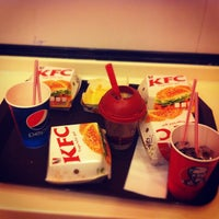 Photo taken at KFC by Vincent L. on 10/20/2012
