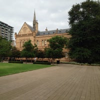 Photo taken at University of Adelaide by Vincent L. on 3/14/2013