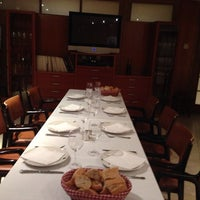 Photo taken at Sociedad Gastronomica Premier by IEspaña on 12/10/2013