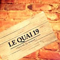 Photo prise au Le Quai 19 par Le Quai 19 le12/30/2014