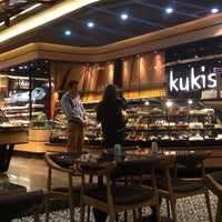Photo taken at Kukis by Merve S. on 11/12/2013