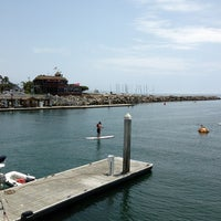 Photo taken at Aldo's Harbor Restaurant by Thierry L. on 7/1/2013