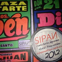 Photo taken at Sipan Cevicheria Peruana by Stephanie A. on 4/13/2013