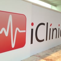 Photo taken at iClinica by Manuela C. on 4/15/2014