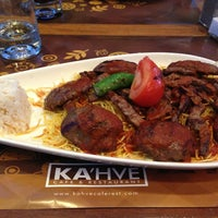 2/17/2013 tarihinde Zehra Sarıoğluziyaretçi tarafından KA'hve Café & Restaurant'de çekilen fotoğraf