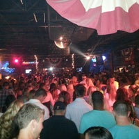 Photo taken at Big Texas Dance Hall & Saloon by Troy O. on 7/4/2013