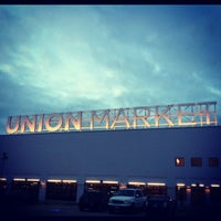 Photo taken at Union Market by Michael S. on 11/3/2012