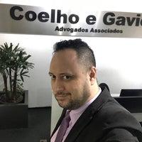 Photo taken at Coelho e Gavioli Adv. Associados by Rodrigo T. on 8/22/2017