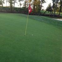 Photo taken at Diamond Ridge Golf Course by Alex P. on 10/17/2012