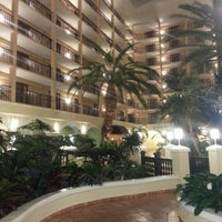 Photo taken at Sheraton Suites Tampa Airport Westshore by Jenn S. on 12/15/2012