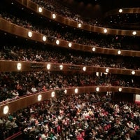 Photo taken at David H. Koch Theater by Jenn S. on 10/16/2012