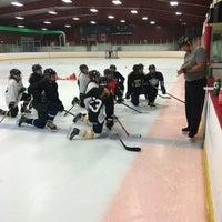 Photo taken at Meachem Ice Rink by Steve N. on 8/21/2016