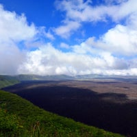 Photo taken at Volcán Sierra Negra by Stu K. on 5/14/2017