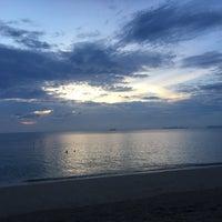 Photo taken at Phra-Ae Beach by Stu K. on 11/24/2017