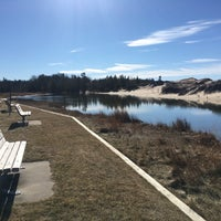 Photo taken at Platte River Point by Stu K. on 2/19/2017