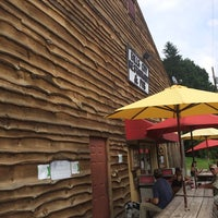 Photo taken at Falls City Restaurant & Pub by Nicole L. on 8/8/2014