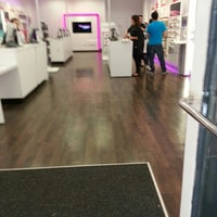 Photo taken at T-Mobile by StressdBut B. on 10/18/2012
