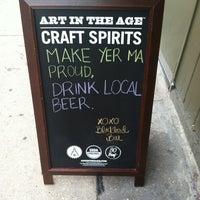 Photo taken at Blackbird Bar by Aja V. on 10/1/2012