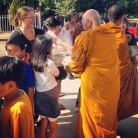 Photo taken at Buddhist Center of Dallas by Lizzy N. on 9/23/2012