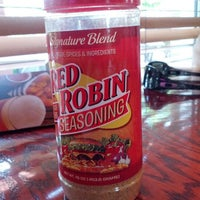 Photo taken at Red Robin Gourmet Burgers by YaBoy J. on 9/22/2012