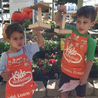 Photo taken at The Home Depot by Kristina on 4/6/2013