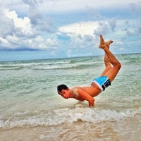 Photo taken at Miami Beach At 4525 Collins by @LorenzoAgustin ☆ on 9/4/2013