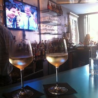 Photo taken at Jet Wine Bar by Brian S. on 4/19/2013