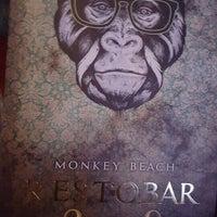 Photo taken at Monkey Beach Club Ilo by Cynthia Eloísa R. on 8/30/2015