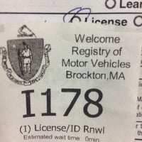 ... Photo taken at Registry of Motor Vehicles by Jamie R. on 4/17/