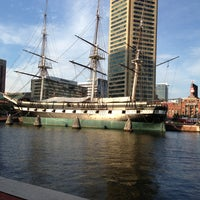 Photo taken at Historic Ships in Baltimore by Chuck K. on 6/25/2013