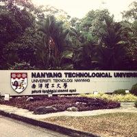 Photo taken at Nanyang Technological University Stadium by Taufiq E. on 2/11/2014
