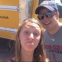 Photo taken at Penske Truck Rental by Zachary R. on 7/23/2014