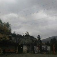 Photo taken at Бункер Лінії Арпада / Arpad Line Bunker by Tanya Y. on 10/25/2015